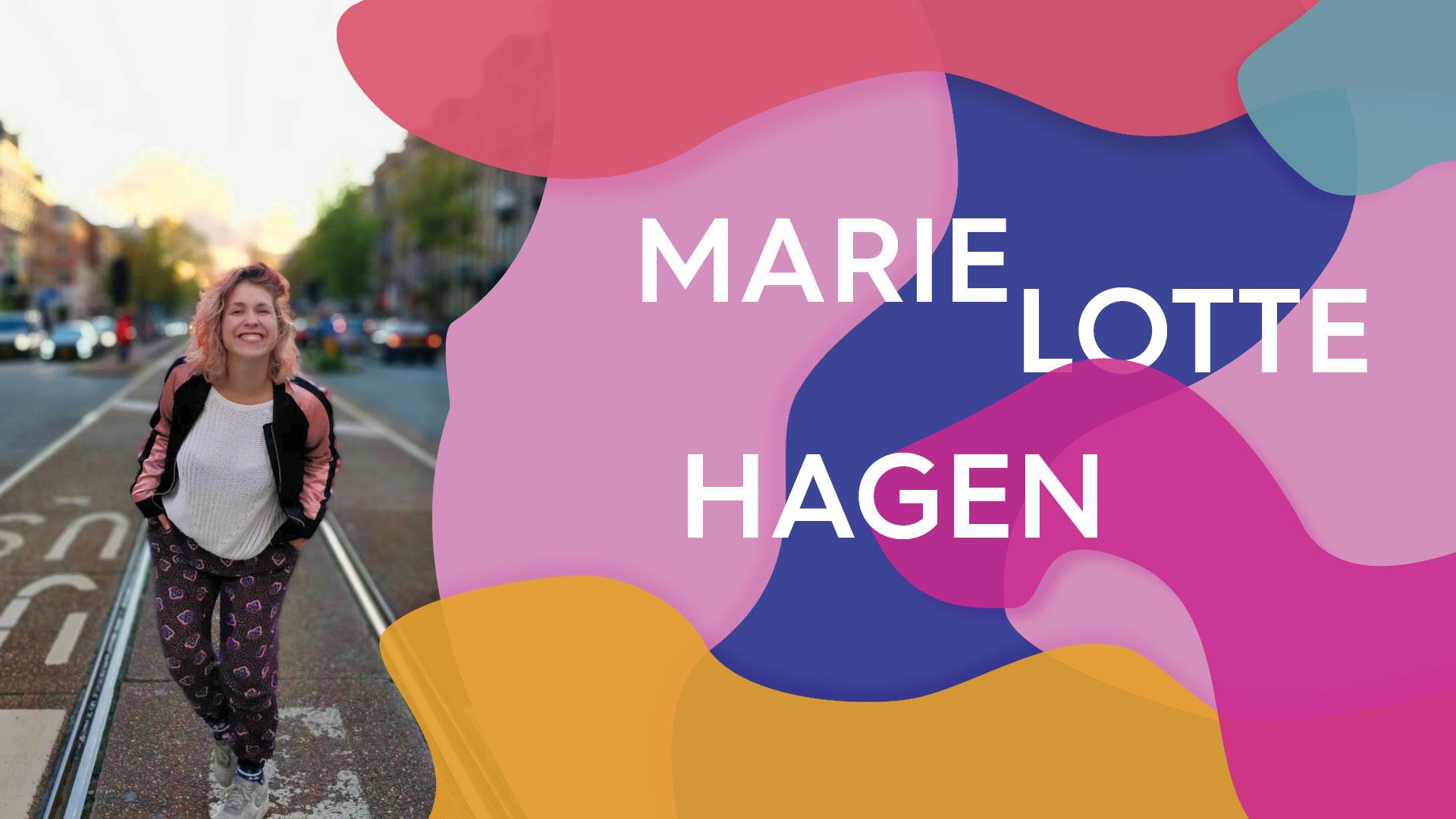Marie Lotte Hagen / feminist / schrijver / redacteur / podcastmaker